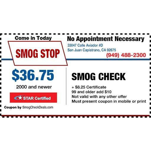 Smog Stop