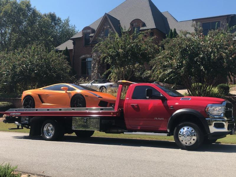 High Power Towing