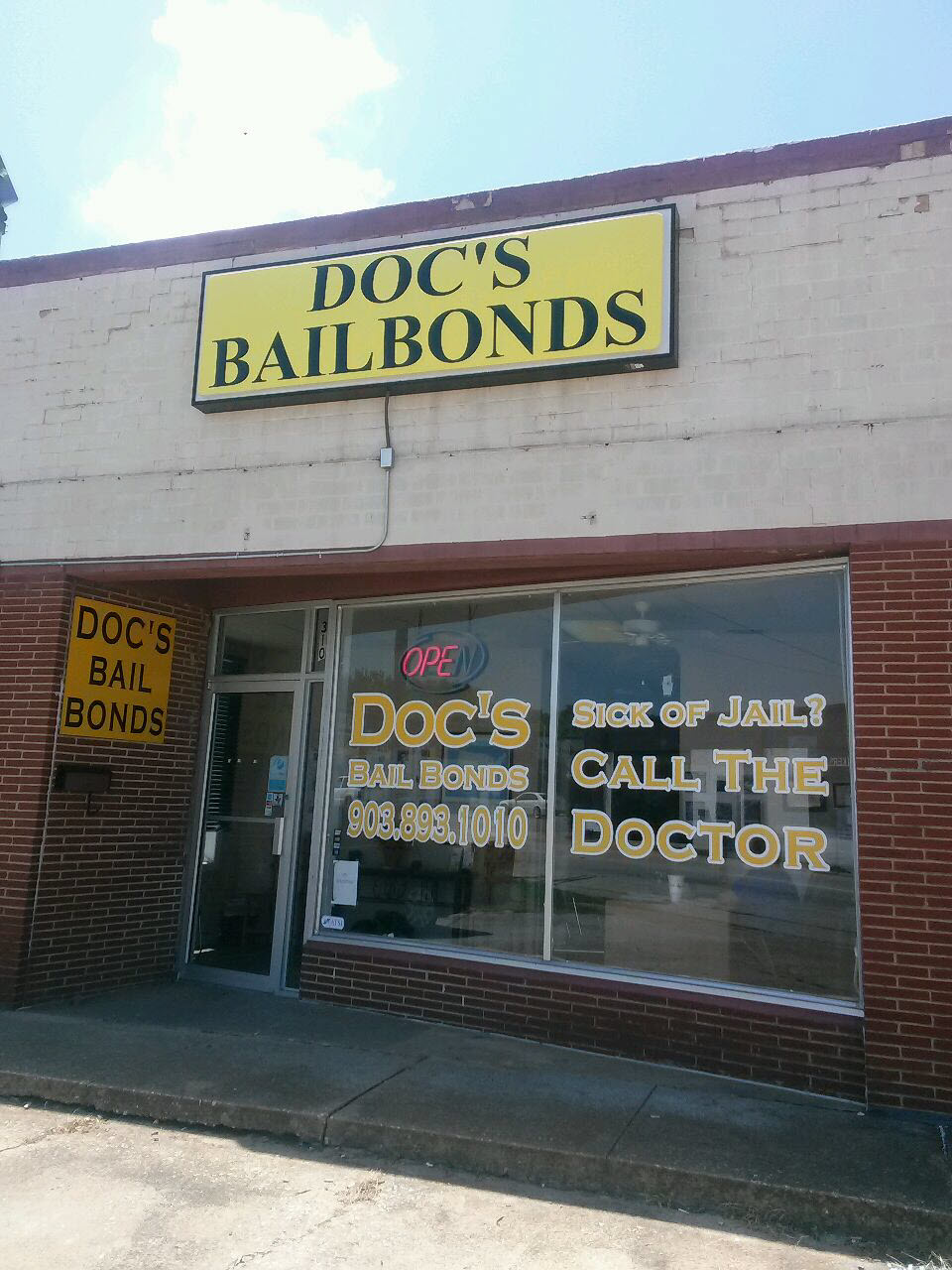 Doc's Bail Bonds image 1