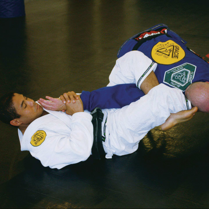 Give out BJJ class a try!
