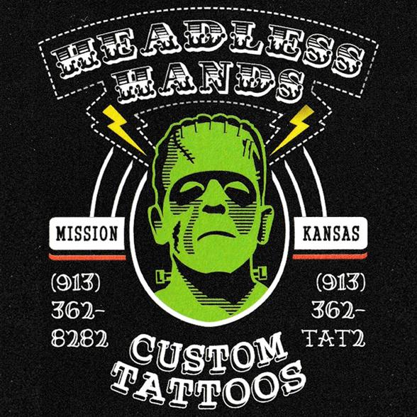 Headless Hands Custom Tattoos