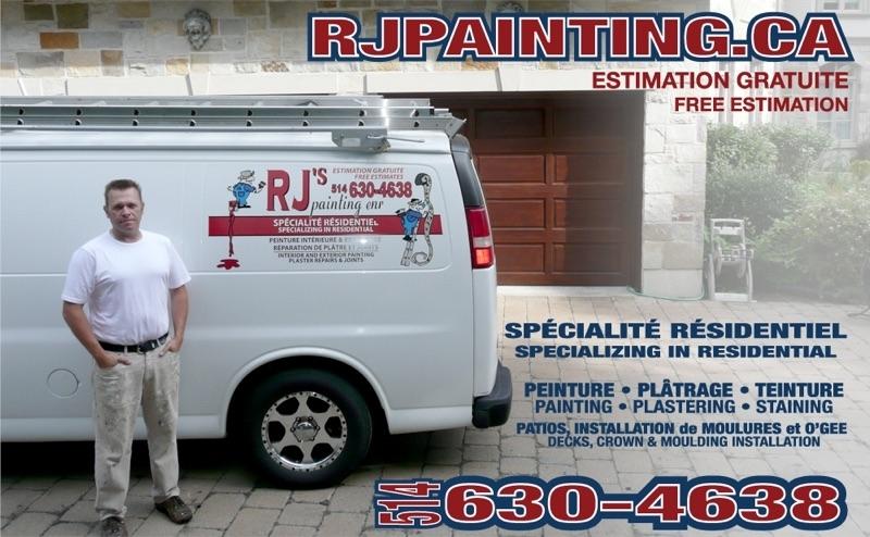 R J Painting Enr à Kirkland