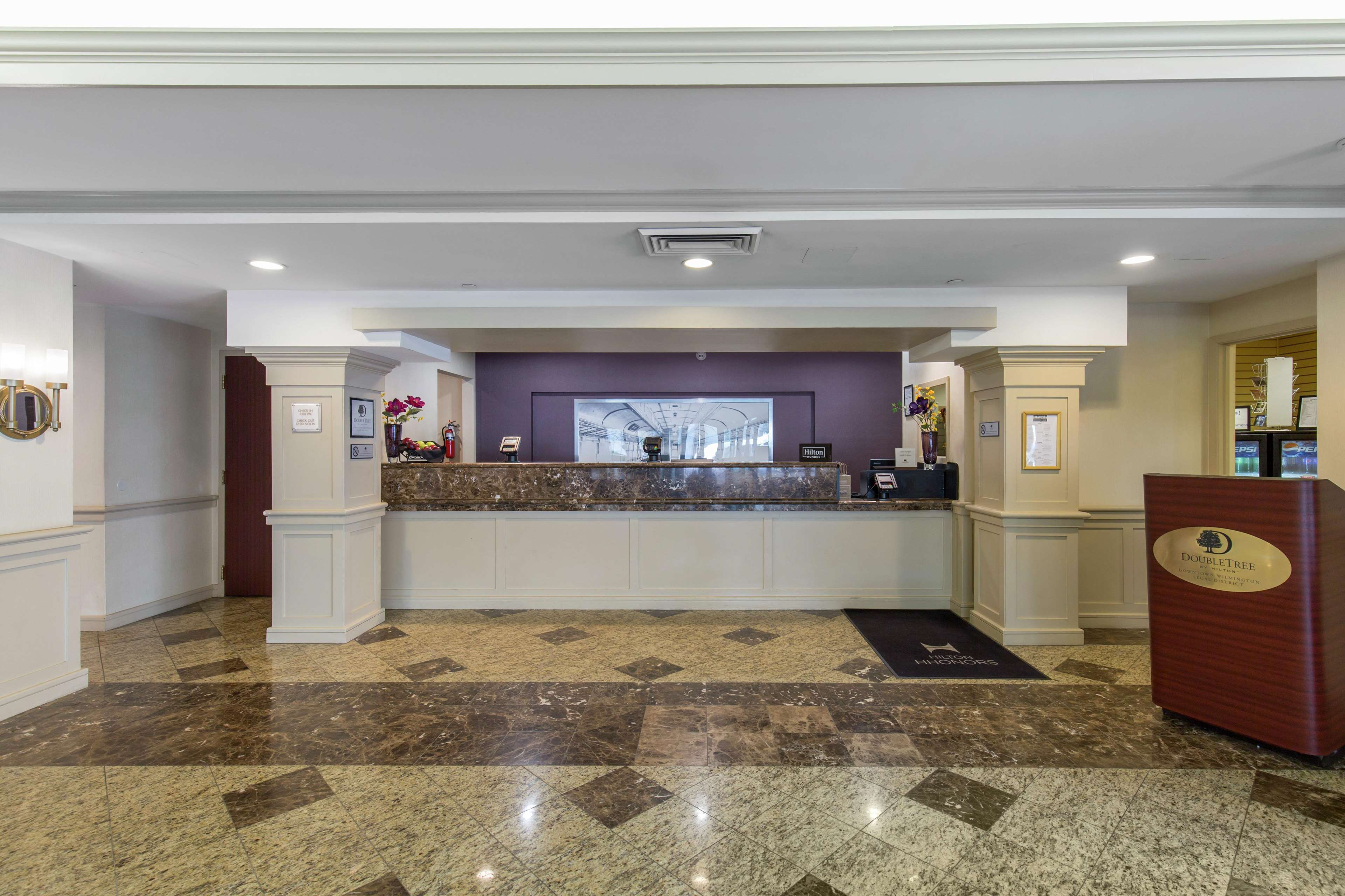 DoubleTree by Hilton Hotel Downtown Wilmington - Legal District