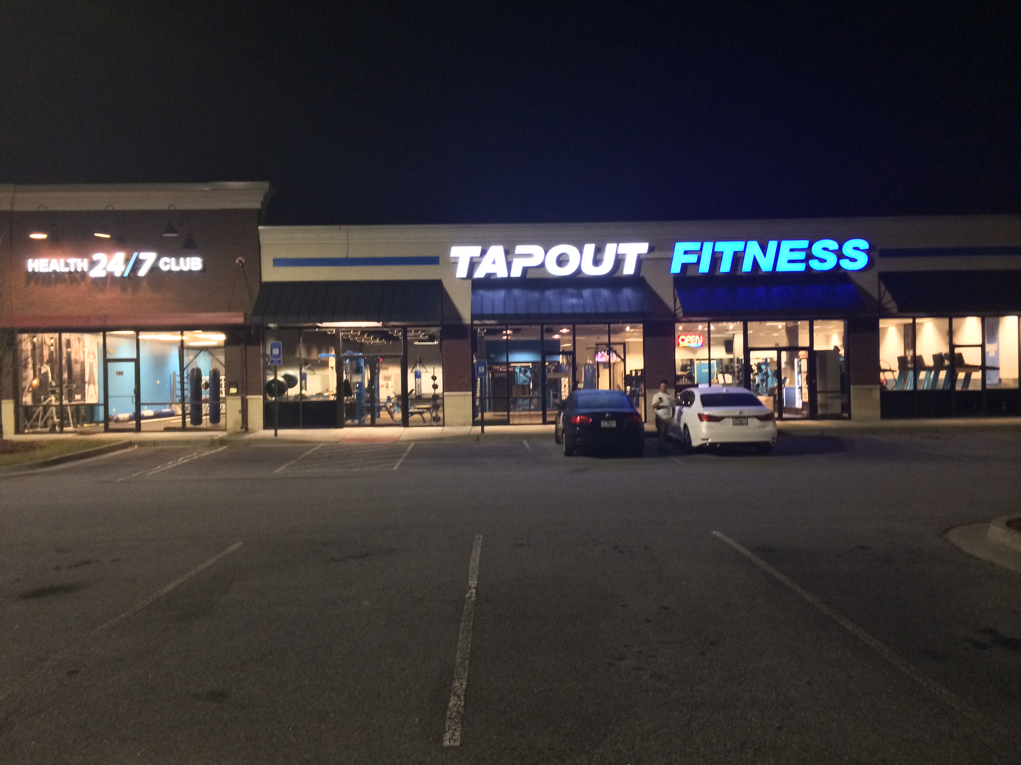 Tapout Fitness Norcross