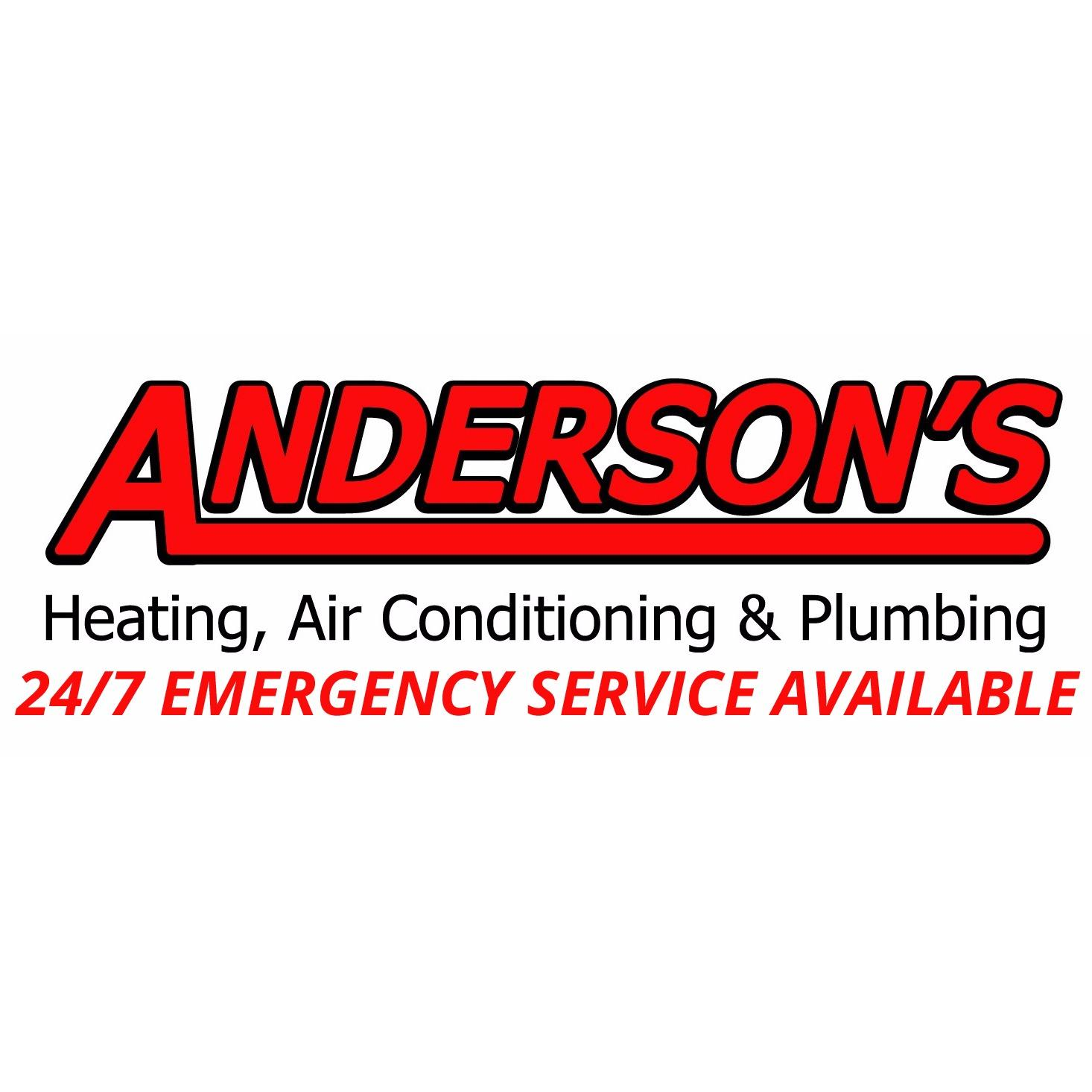 Anderson's Heating, Air Conditioning & Plumbing image 3