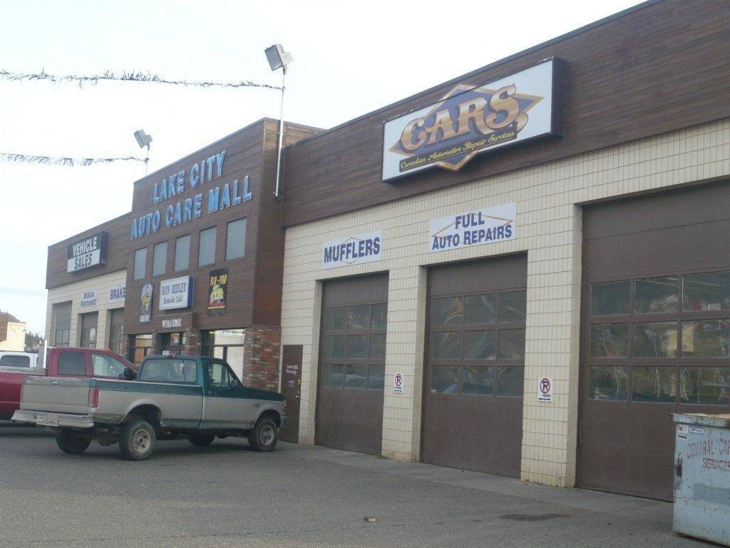 Lake City Auto Care Mall in Williams Lake