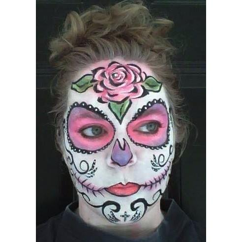 Fantasy Face Painting