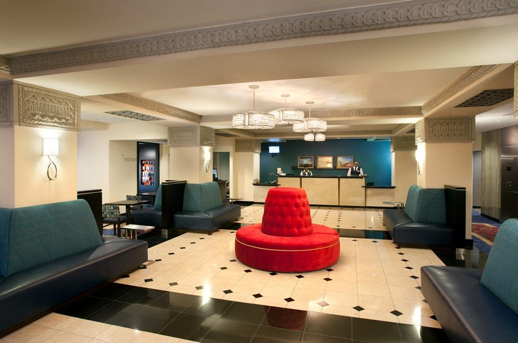 Courtyard by Marriott Fort Worth Downtown/Blackstone image 2