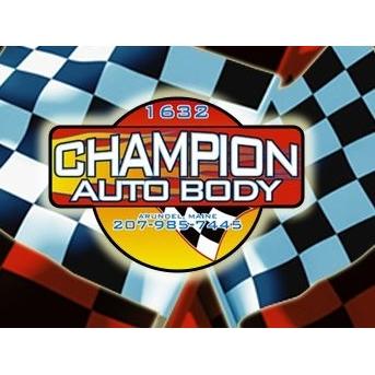 Champion Auto Body