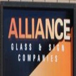 Alliance Glass & Sign image 1