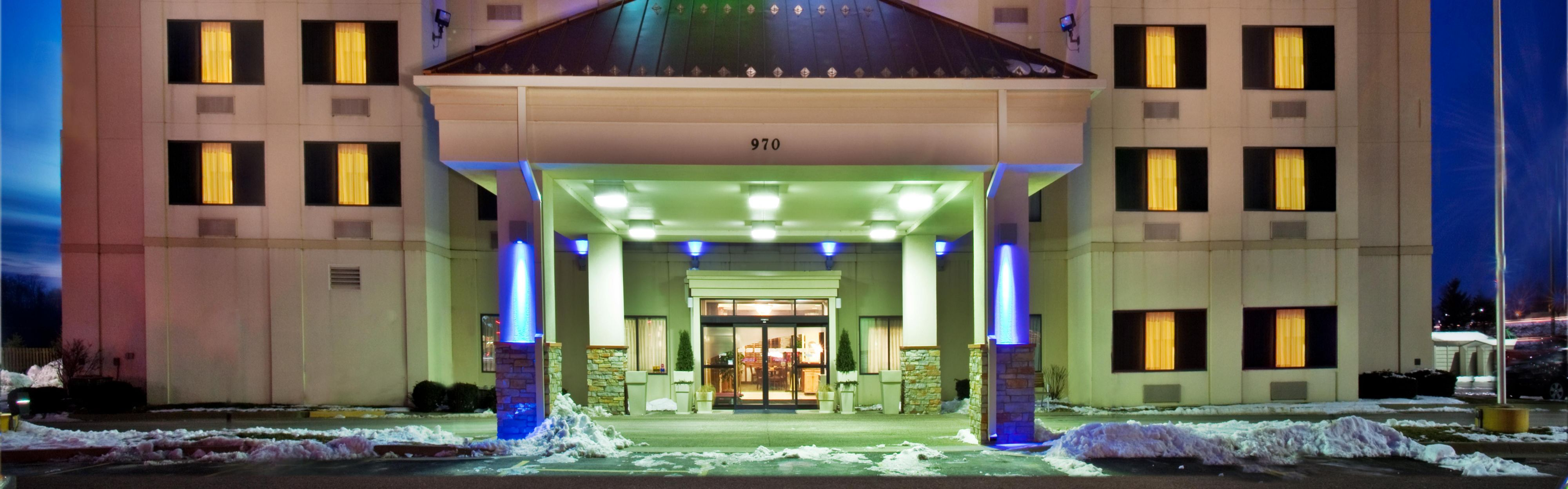 Holiday Inn Express Coralville image 0