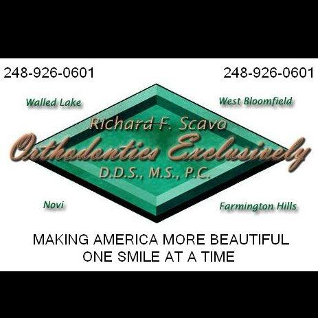 Dr. Richard Scavo DDS MS, Orthodontics Exclusively