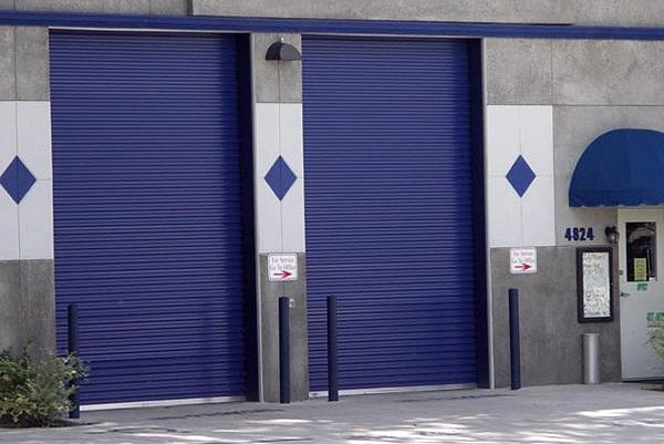 academy door