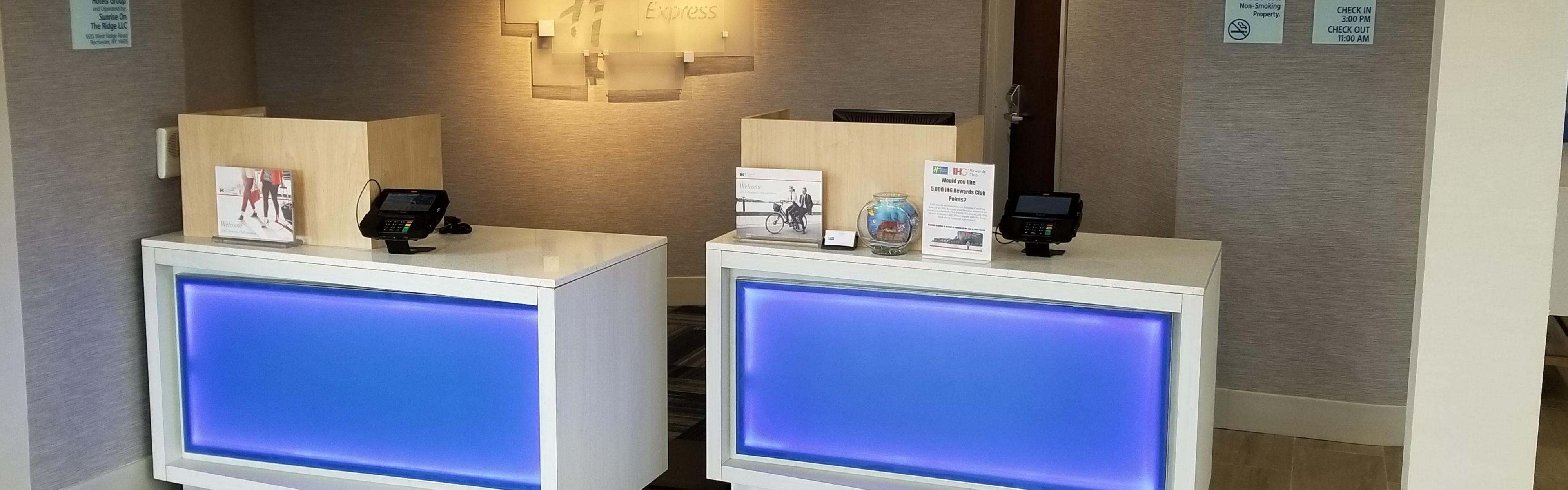 Holiday Inn Express Rochester - Greece image 0