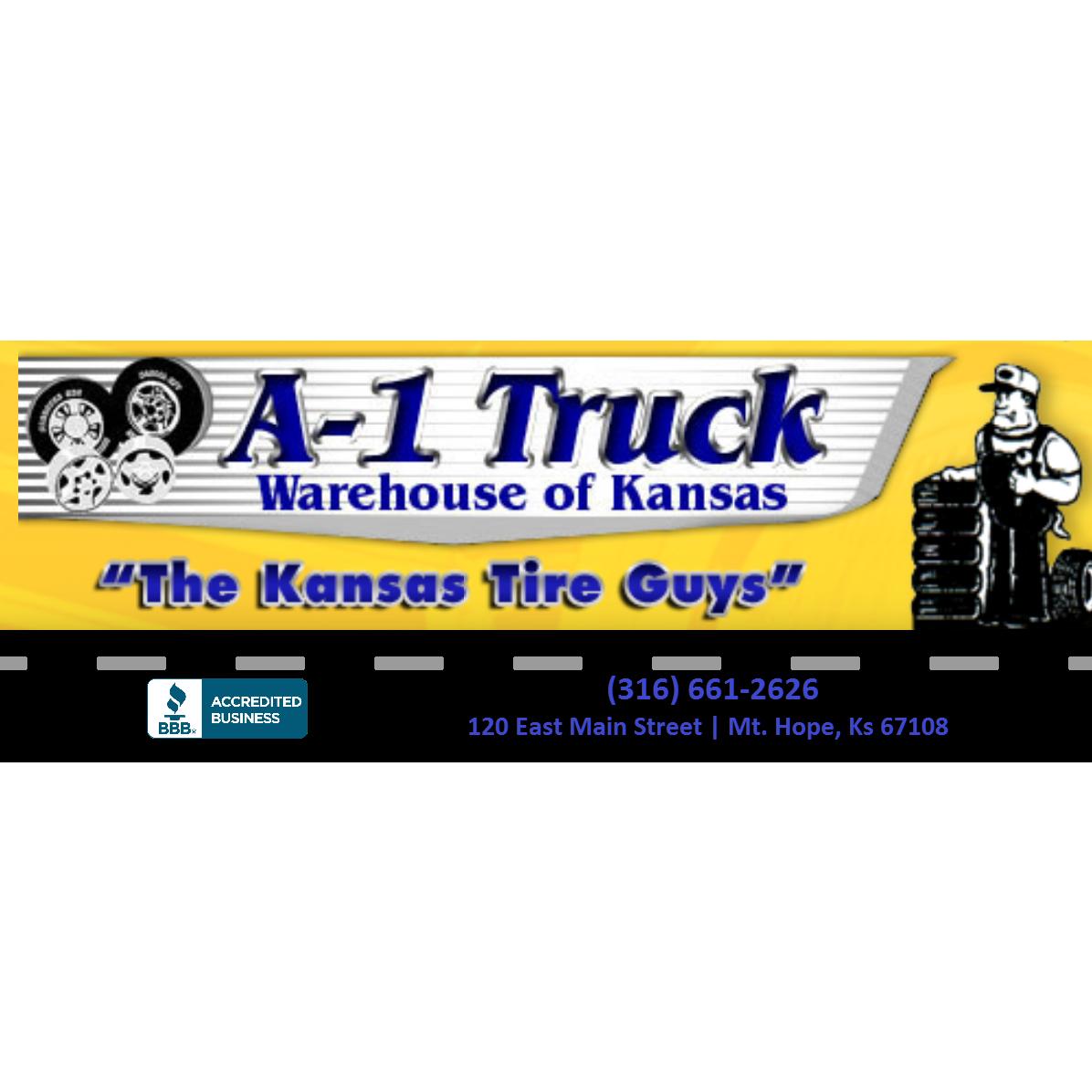 A1 Truck Warehouse of Kansas/ Kansas Tire Guys - Mount Hope, KS 67108 - (316)371-1007 | ShowMeLocal.com