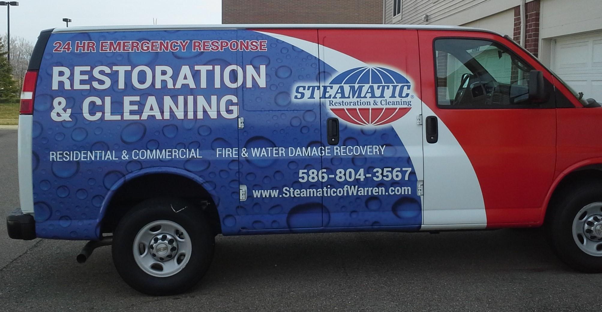 Steamatic of Warren image 0