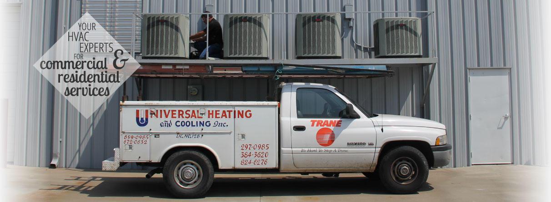 Universal Heating & Cooling image 3