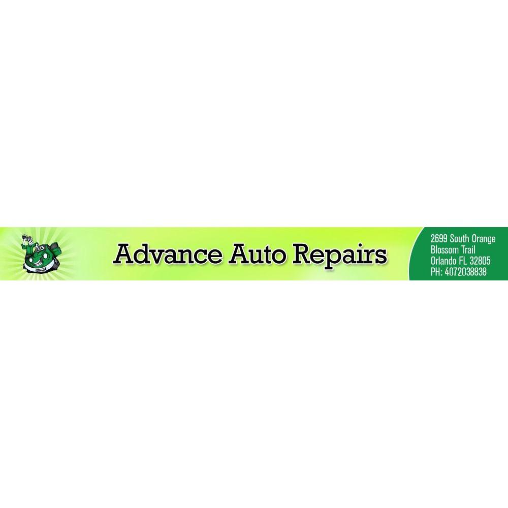 image of the Advance Auto Repairs