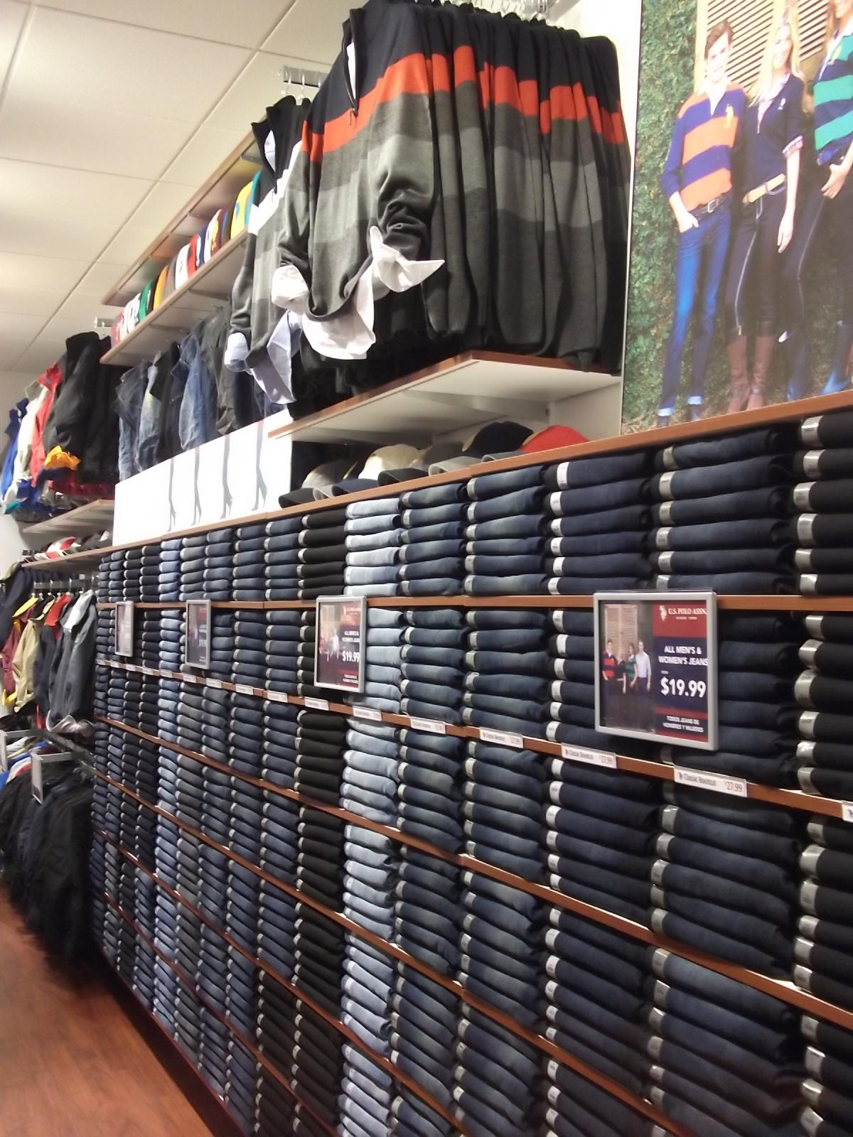 U.S. Polo Assn. Outlet image 2
