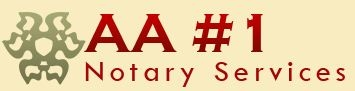 AA #1 Notary Services image 2