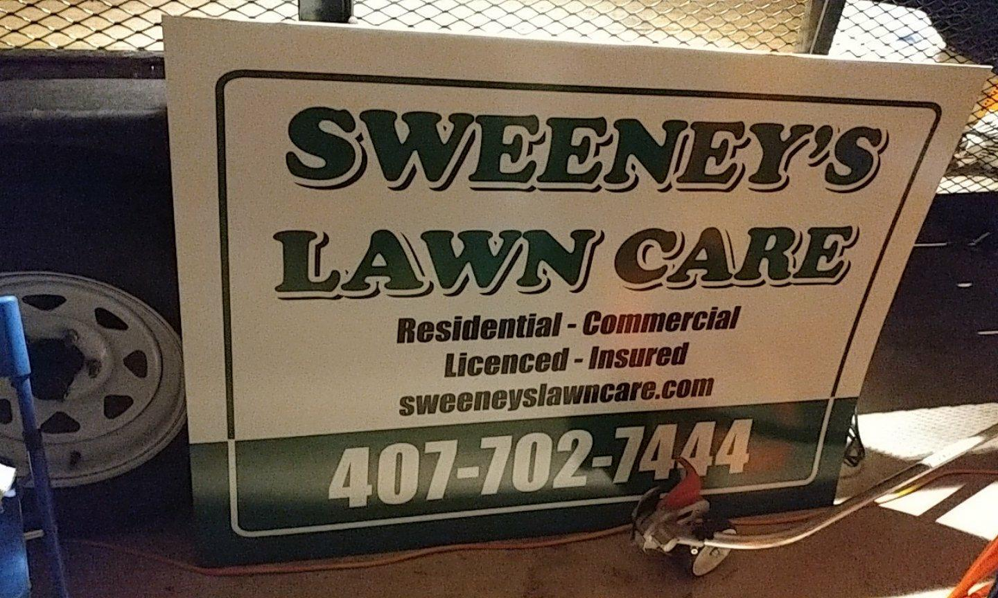 Sweeney's Lawn Care