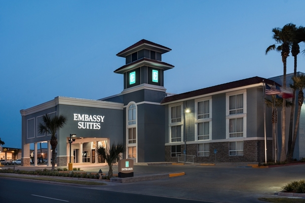 Embassy Suites South Padre Island Drive