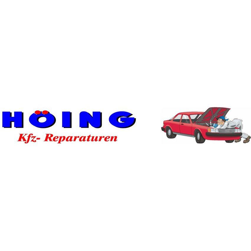 Logo von Robert Höing Kfz-Meisterbetrieb