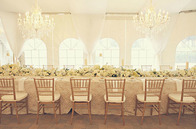 Experienced wedding catering