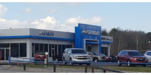 Jackson Chevrolet Buick GMC Inc image 0