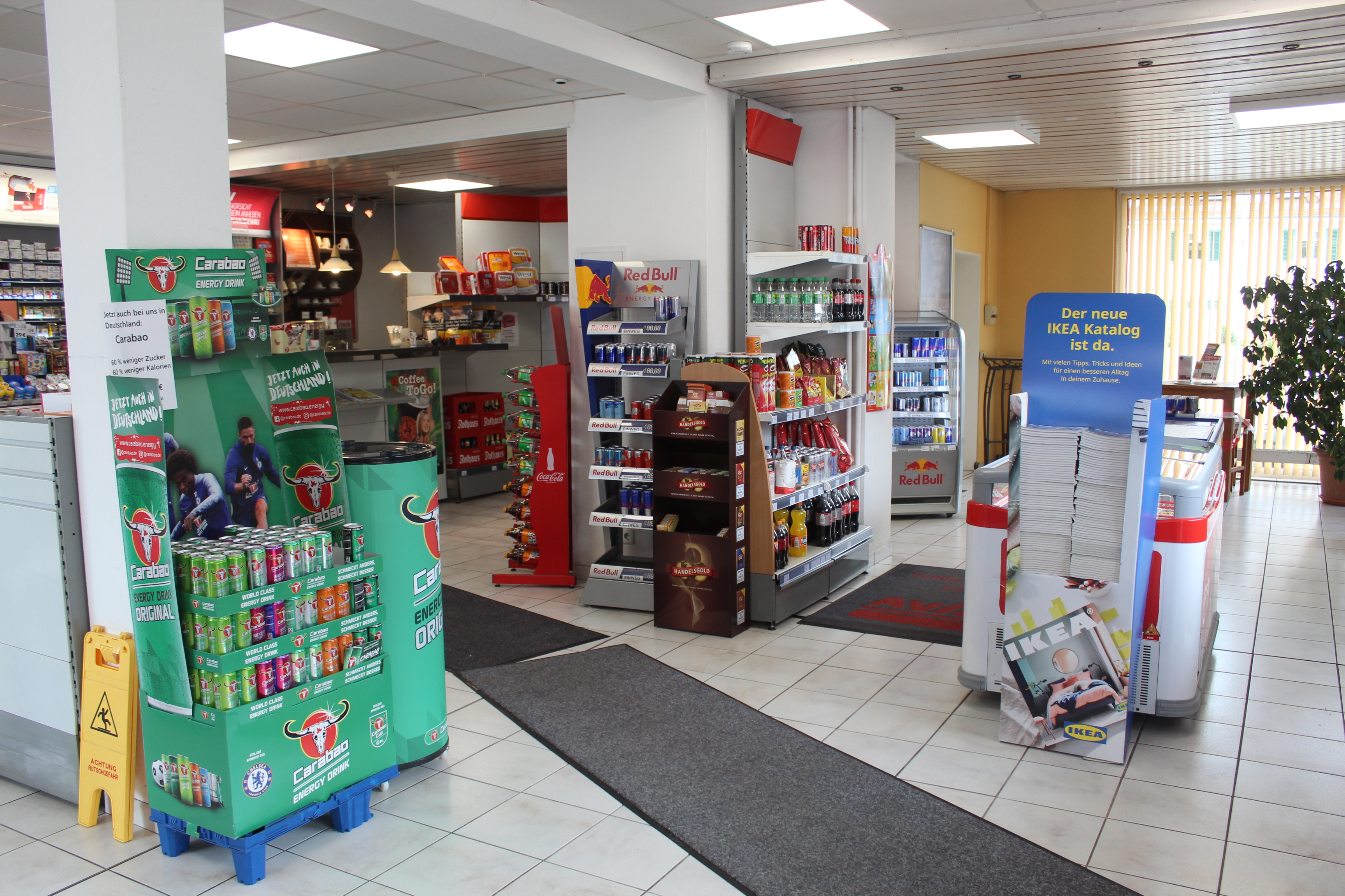 Bild der AVIA Tankstelle Kuppenheim