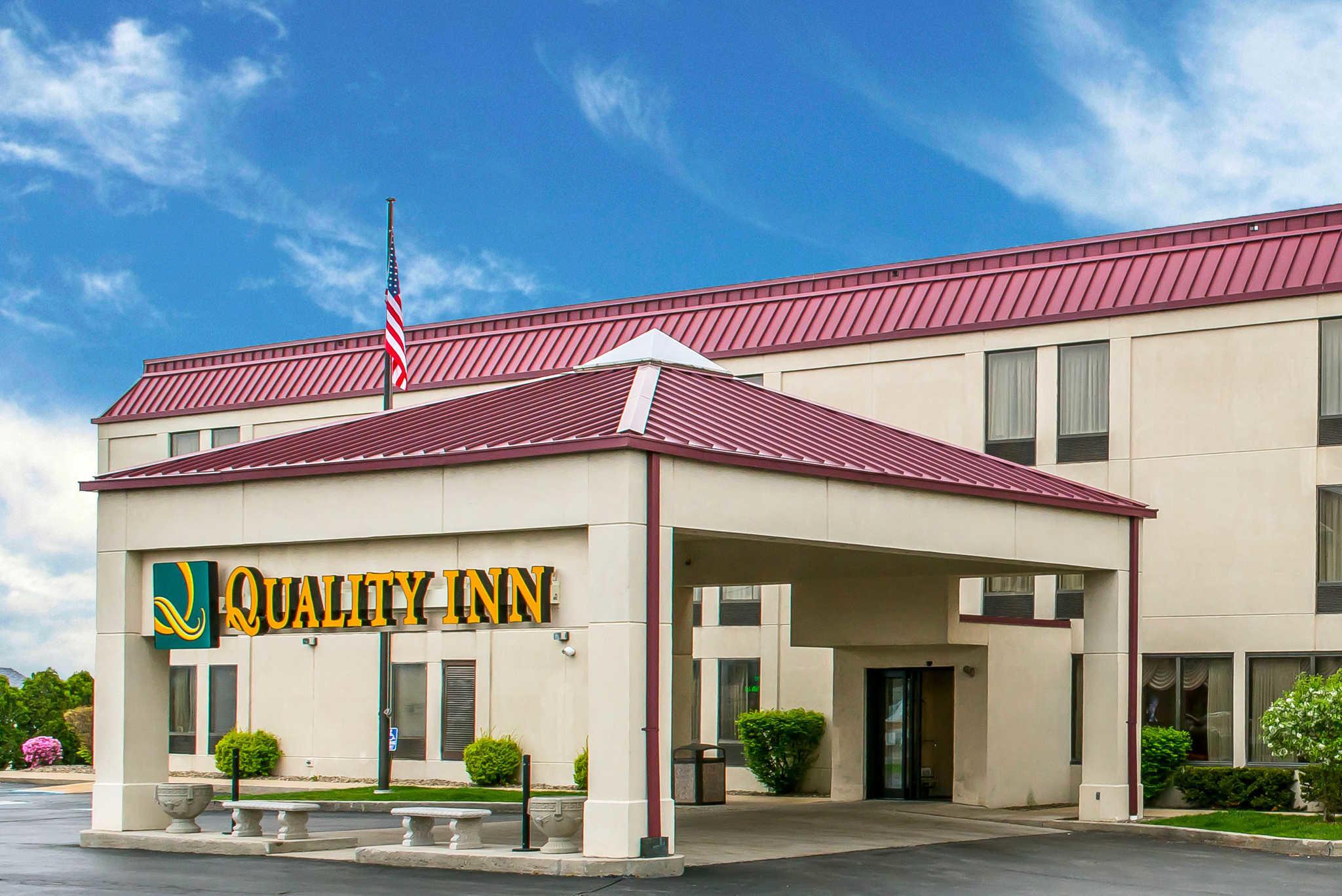 Quality Inn In Ebensburg  Pa