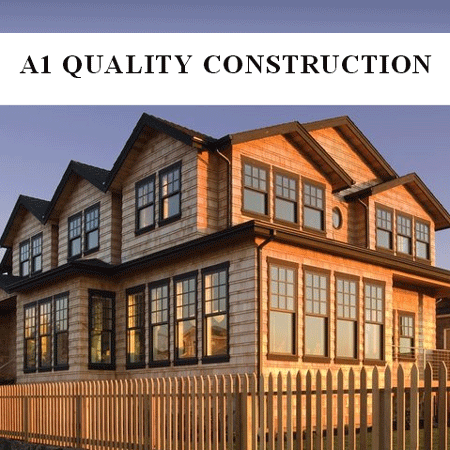 A1 Quality Construction Window Specialist