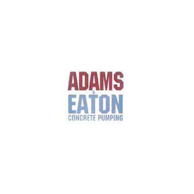Adams & Eaton Concrete Pumping