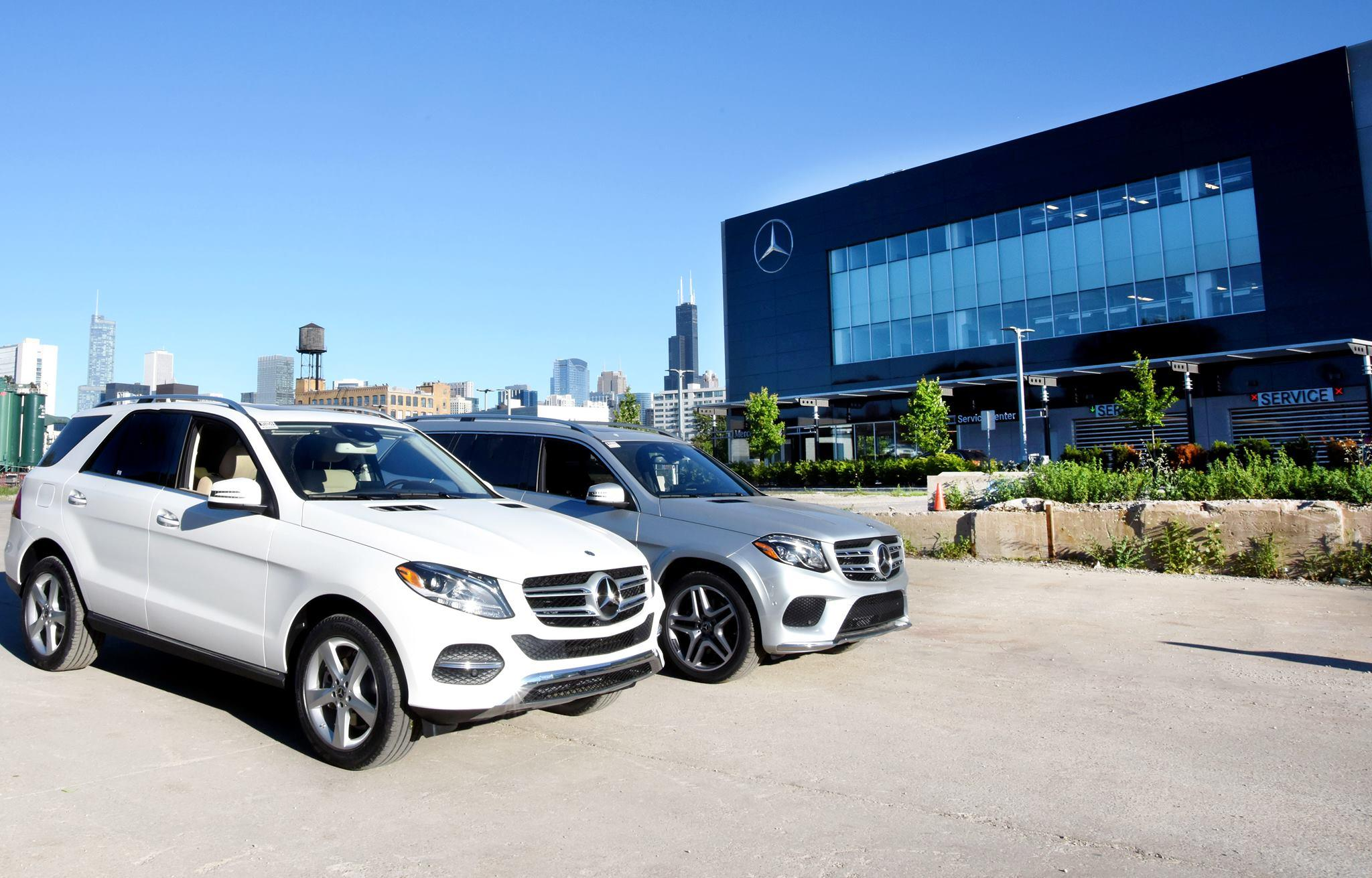 Mercedes benz of chicago in chicago il 312 628 4 for Mercedes benz chicagoland
