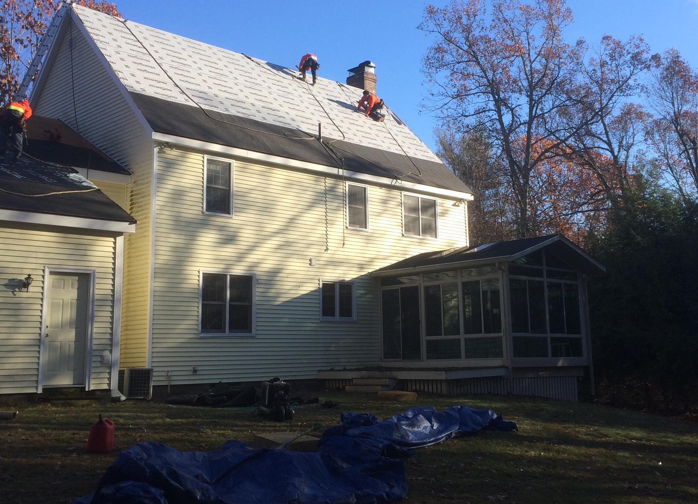 Dion Roofing and Remodeling