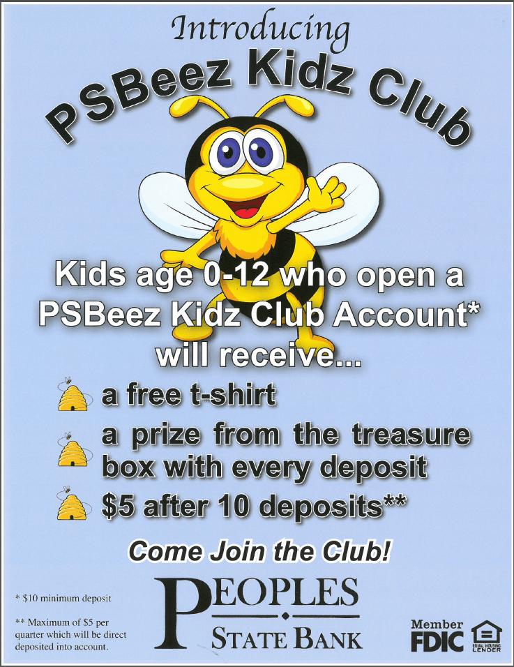 PSBeez Kidz Club