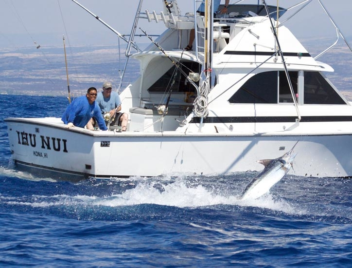 Ihu Nui Kona Sportfishing image 2