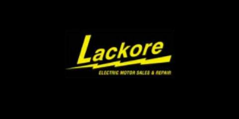 Lackore electric motor repair inc for Electric motor repair company
