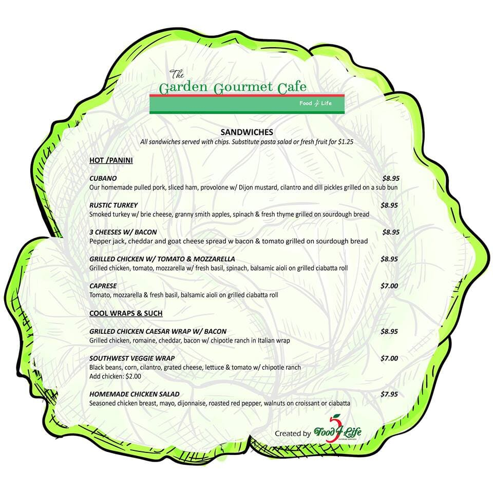 The Garden Gourmet Cafe image 3