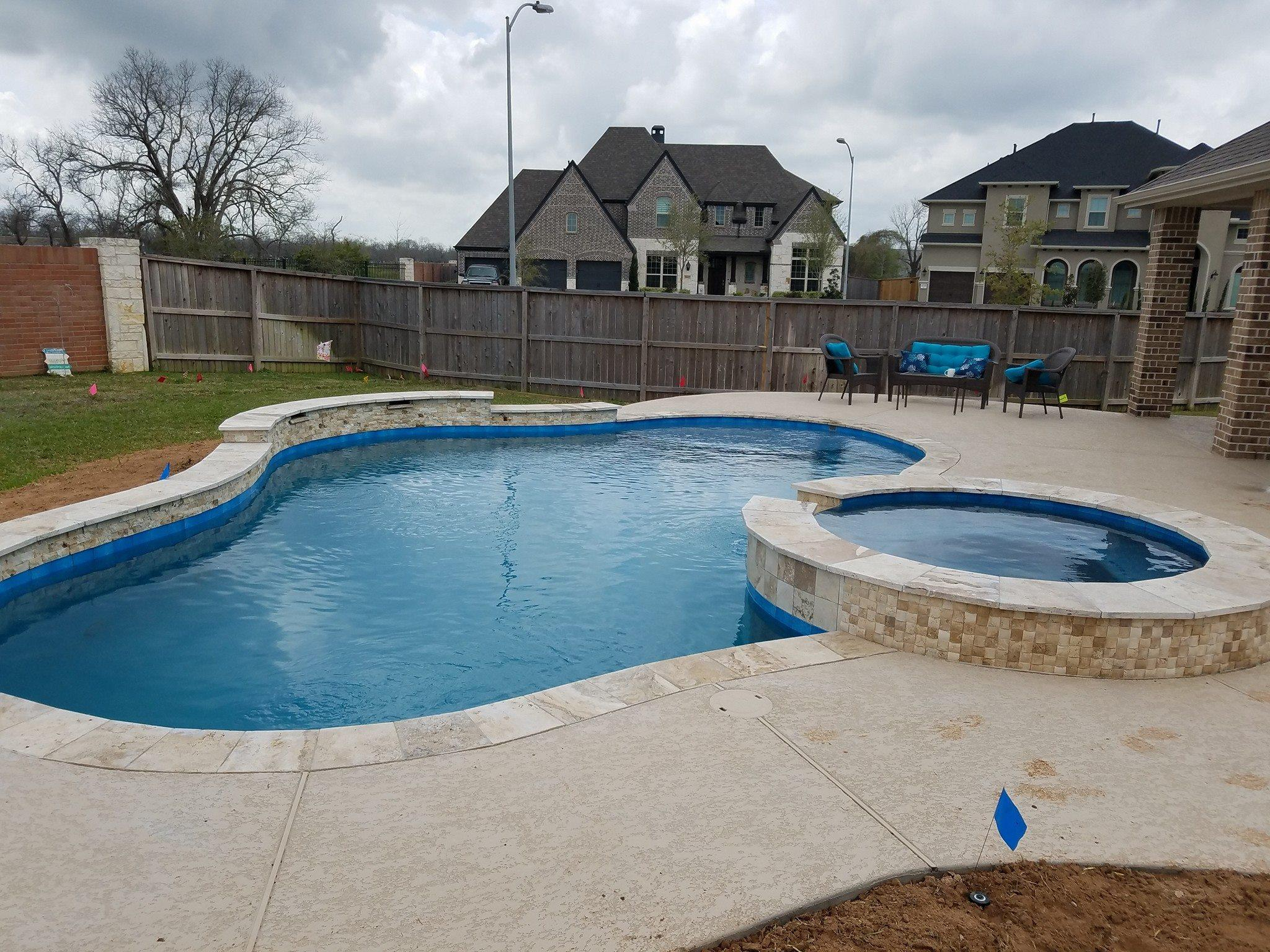 Precision Pools & Spas image 86