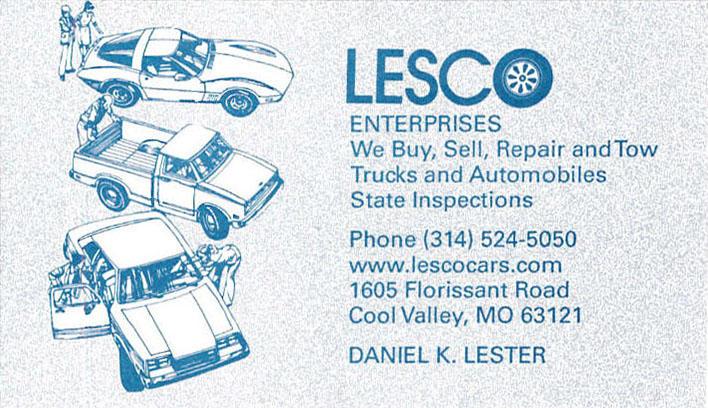 Lesco Enterprises Inc image 1