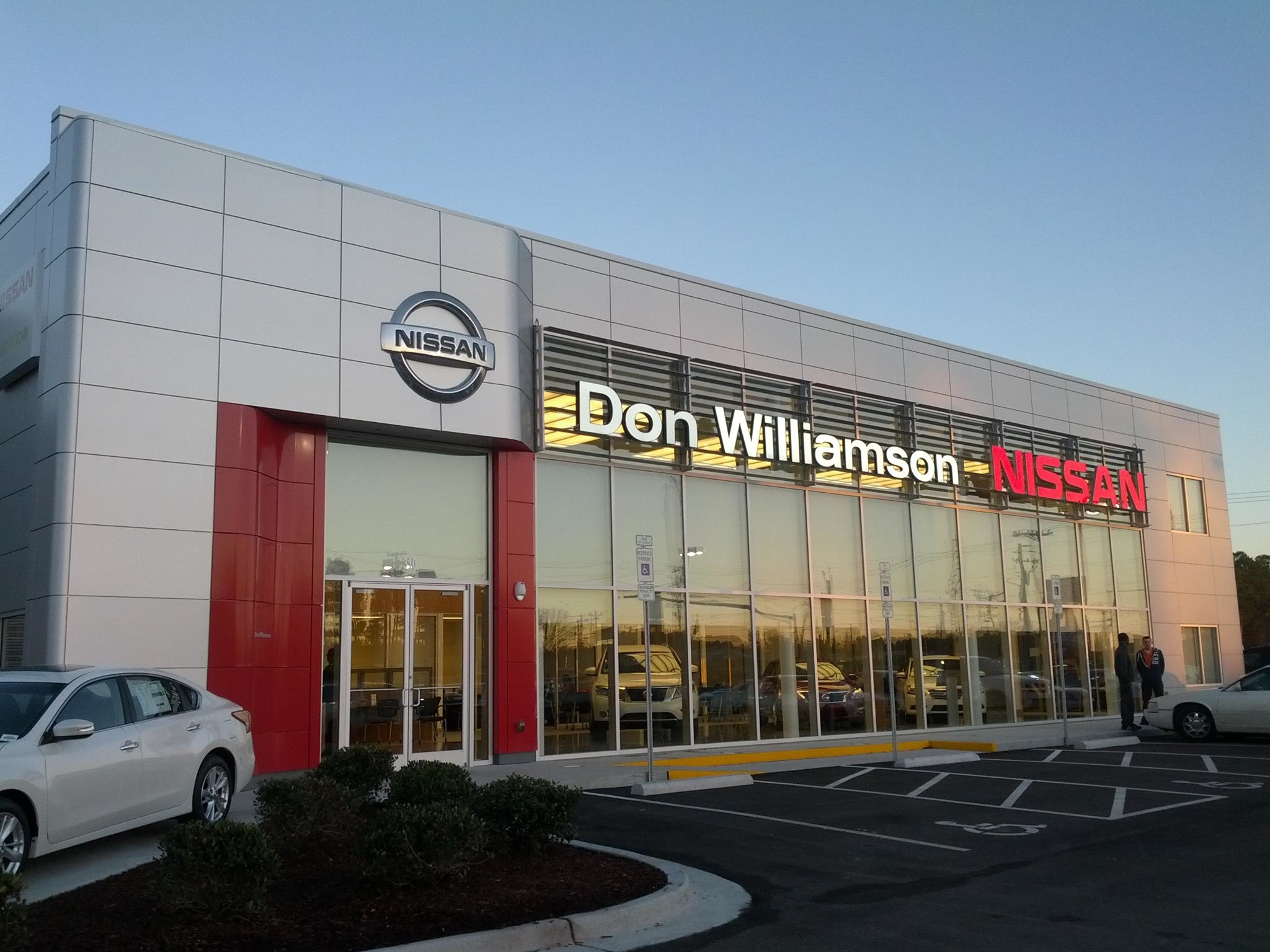 Amazing Don Williamson Nissan 310 Western Blvd Jacksonville, NC Auto Dealers    MapQuest