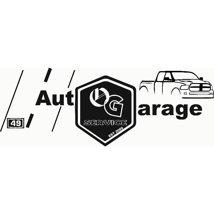 Logo von ?? Autogarage - A49 - ?? KFZ - Meister - Werkstatt Baunatal powered by OG-Service