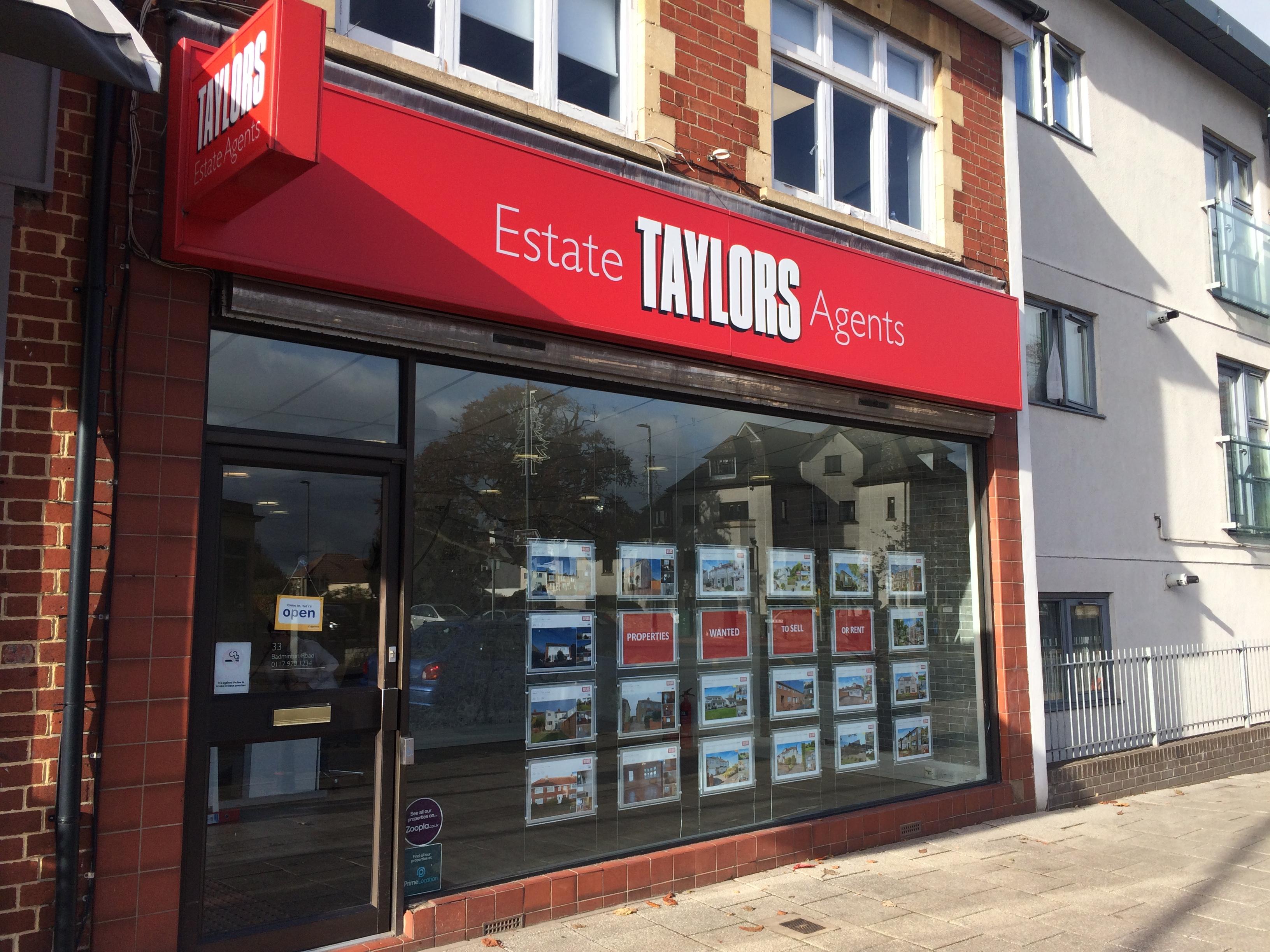 Taylors Estate Agents Downend