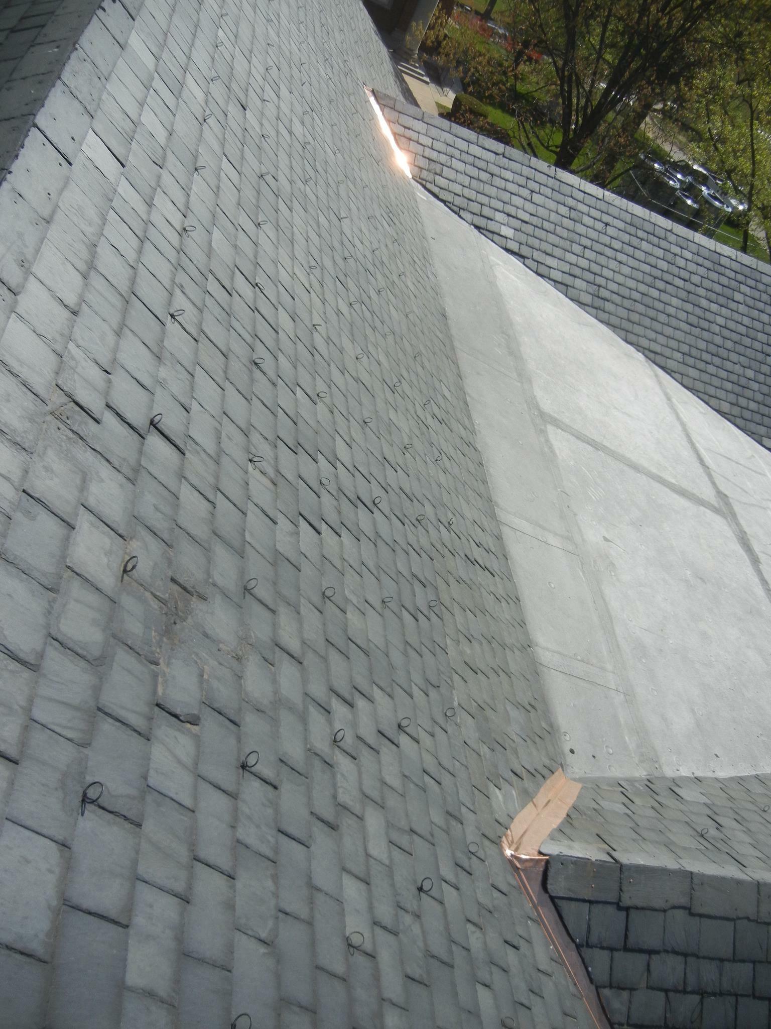 Joey Wildasin Slate Roofing image 30
