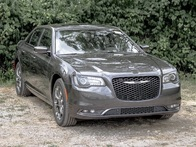 New 2017 Chrysler 300S exterior