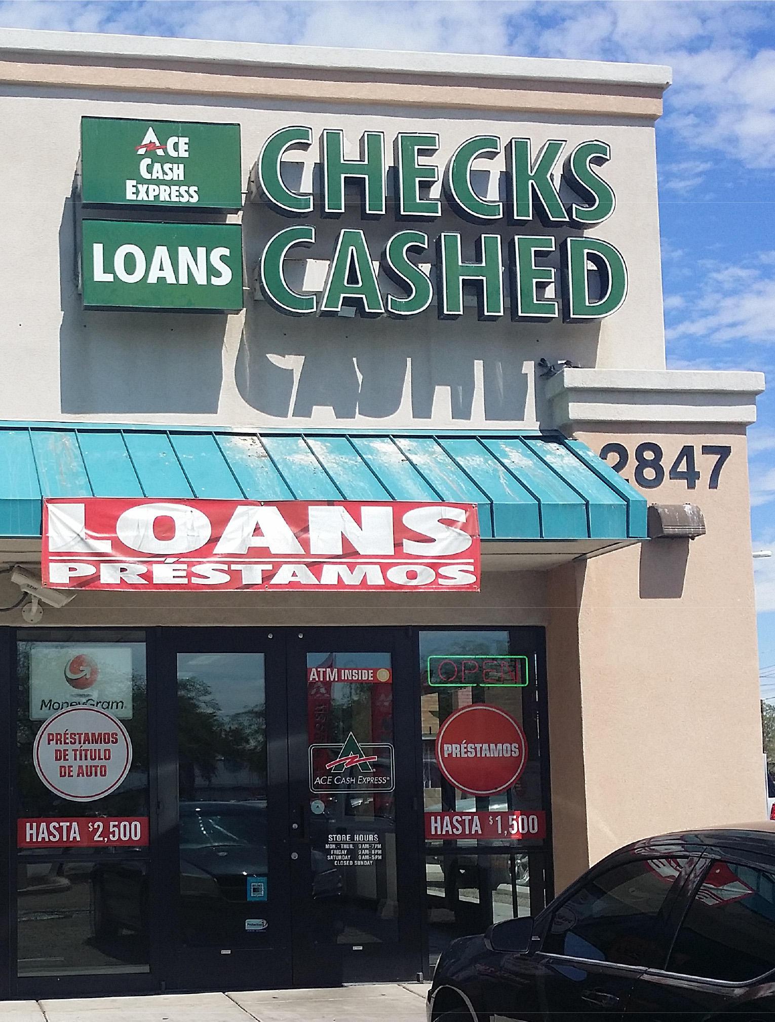 Arizona Smart Cash, Inc. - Nogales