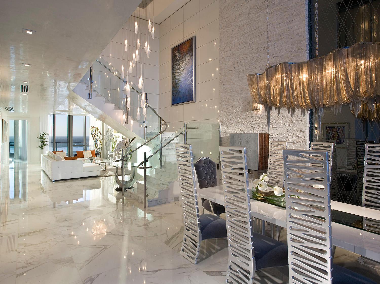 Interior Design Miami, Modern Living #pfunerdesign