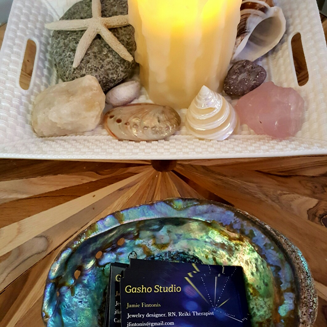 Gasho Studio, Holistic Glass Jewelry and Reiki Services image 9