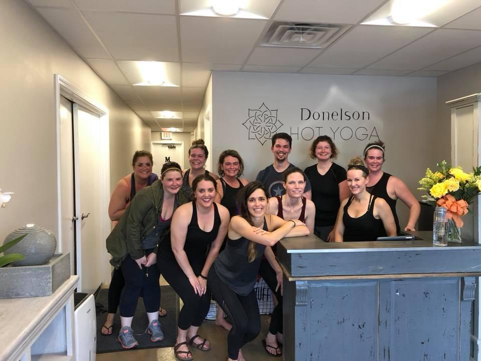 Donelson Hot Yoga image 4
